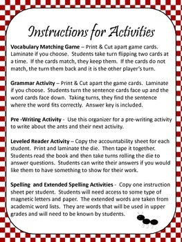 Journeys Unit 5 Lesson 21 Packet
