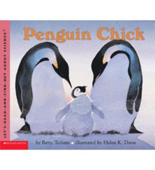 Journey's Unit 5 Lesson 21 Penguin Chicks Lesson Plans