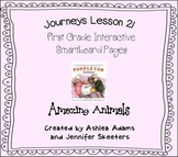 Journeys (2011-2012) Unit 5 Lesson 21 Smartboard First Grade