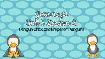 Journeys Unit 5 Lesson 21 Vocabulary Introduction Powerpoint