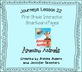 Journeys (2011-2012) Unit 5 Lesson 22 Smartboard First Grade