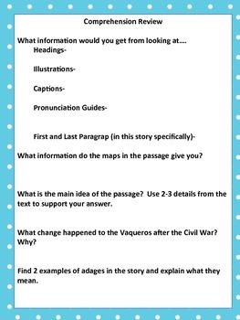 Journey's 5th Grade Unit 5 Lesson 23