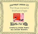 Journeys (2011-2012)  Unit 5 Lesson 23 Smartboard First Grade