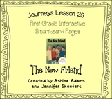 Journeys (2011-2012) Unit 5 Lesson 25 Smartboard First Grade