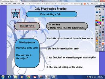 Journeys Unit 5 Lessons 21-25 Grammar