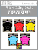 Journeys Unit 5 Spelling Bundle