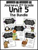 Journeys 2nd Grade Unit 5: The Bundle