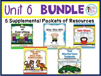 Journey's Unit 6 Bundle
