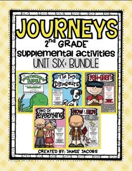 Unit 6 Bundle - Second Grade Supplemental Materials