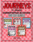 Journeys Unit 6 Bundle - Third Grade Supplemental Materials