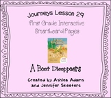 Journeys (2011-2012) Unit 6 Lesson 29 Smartboard First Grade