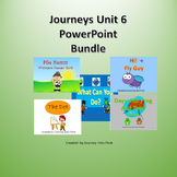 Journeys Unit 6 Powerpoint Bundle Distance Learning|Digital
