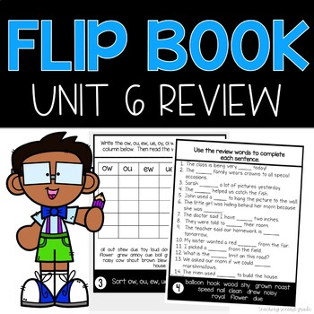 Journeys Unit 6 Review