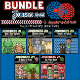 Journeys Unit Five Bundle-21-25