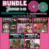 Journeys Unit Four Bundle 16-20