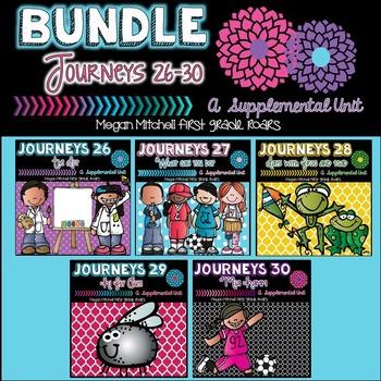 Journeys Unit Six Bundle 26-30