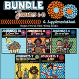 Journeys Unit Two Bundle 6-10