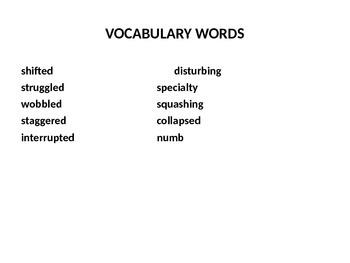 Journeys Vocabulary Unit 1 Lesson 1 Using Whole Brain Teaching