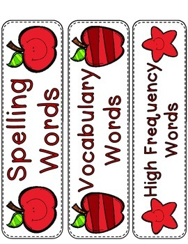 Journeys Vocabulary Word Cards - Second Grade