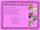 Journeys Vocabulary Words-Unit 2