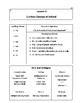 Journeys Weekly Page Grade 1 Unit 1