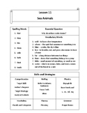 Journeys Weekly Page Grade 1 Unit 3