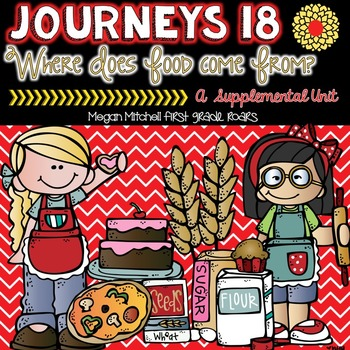 Journeys: Where Does Food Come From? 18...A Supplemental Unit