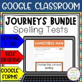 3rd Grade Journeys - Whole Year Spelling Test Bundle - Google Classroom