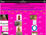 Winners Never Quit Promethean Board Flipchart-Journeys-CV 2 syllable words