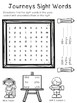 Journeys Word Searches for 1st Grade!