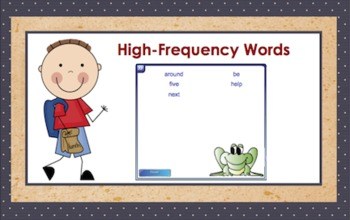 Journeys Word Work, Smart Board, Interactive Games, 18 Slides, Gr. 2, Lesson 1