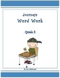 Journeys Word Work–Spelling-Read it, Write it, Build it! Yearlong -Grade 2