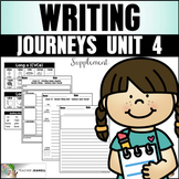Writing Practice (Journeys Writing First Grade Unit 4 Supp