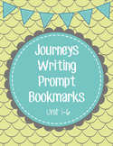 Journey's Writing Prompt Bookmarks - 3rd Grade