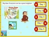 Journeys 2011 first grade smartboard Unit 1 Lesson 3