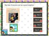 Journeys 2011 first grade smartboard  Unit 1 Lesson 4