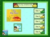 Journeys first grade smartboard Unit 3 Lesson 14