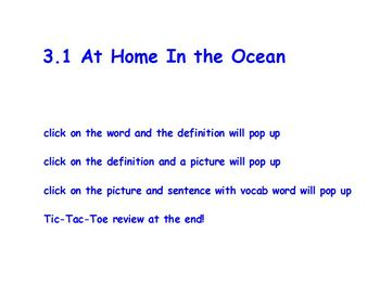 Journeys first grade vocabulary words 3.1