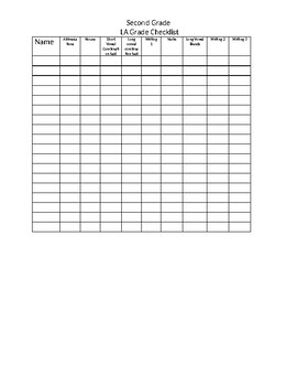 Journeys grading sheet for quizzes posted-1