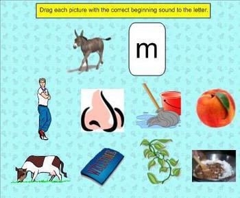 Journeys kindergarten smartboard Unit 1 lesson 4