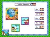 Journeys kindergarten smartboard Unit 4 Lesson 16