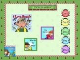 Journeys kindergarten smartboard Unit 4 Lesson 17