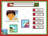 Journeys kindergarten smartboard Unit 2 lesson 6