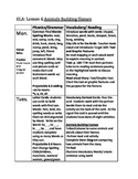 Journeys lesson plans unit 2 second 2nd grade