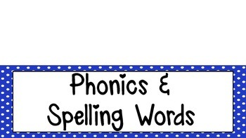 Journeys phonics and spelling focus wall 2nd grade
