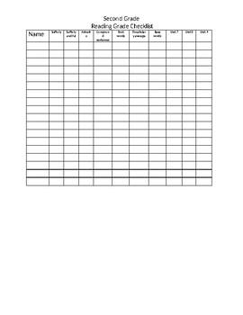 Journeys reading checklist-4