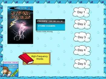 Journeys second grade smartboard Unit 2 Lesson 8