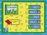 Journeys second grade smartboard unit 2 lesson 7