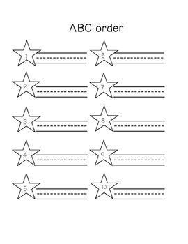 Journeys words Unit 1 first grade and word work activities!
