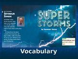 Journey's - Lesson 8 - Super Storms - Voc Powerpoint-second grade